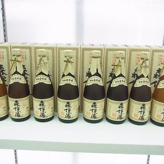 森伊蔵 JAL機内販売品 焼酎 720ml × 8箱 未開封 S21903(焼酎)