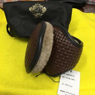 オロビアンコ(Orobianco)のオロビアンコ 耳あて 未使用EM33010(イヤマフラー)