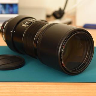 オリンパス(OLYMPUS)のOLYMPUS M.ZUIKO 300mm F4.0 IS PRO(レンズ(ズーム))