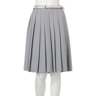 ダズリン(dazzlin)の#00991/ダズリン ベルト付プリーツスカート(ひざ丈スカート)