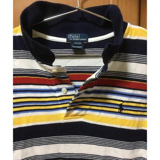 ラルフローレン(Ralph Lauren)のラルフローレン ポロシャツ Lサイズ(ポロシャツ)