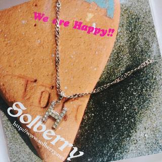 ソルベリー(Solberry)の【新品未開封】Solberryアンクレット(アンクレット)