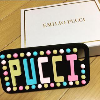 エミリオプッチ(EMILIO PUCCI)のエミリオプッチ EMILIO PUCCHI iPhone7ケース (iPhoneケース)