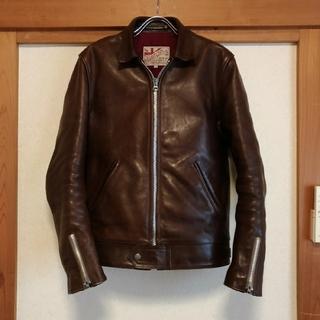ルイスレザー(Lewis Leathers)のバレラス様専用ADDICT CLOTHES AD-01  36ホースハイド(レザージャケット)