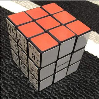 ジーナシス(JEANASIS)のジーナシス ノベルティ ルービックキューブ(知育玩具)