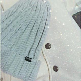 スナイデル(snidel)のニット帽❄(ニット帽/ビーニー)