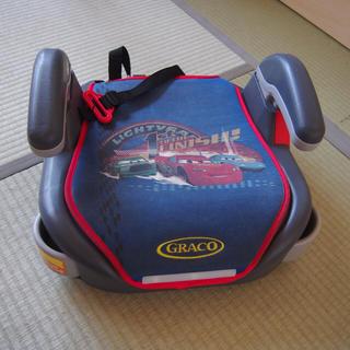 ディズニー(Disney)のカーズ GRACO チャイルドシート(自動車用チャイルドシート本体)