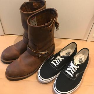 バンズボルト(VANS VAULT)のレッドウィング バンズ 靴(ブーツ)