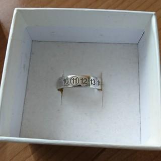 マルタンマルジェラ(Maison Martin Margiela)のminimaling様専用 マルジェラ リング 指輪(リング(指輪))