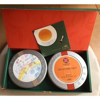 ルピシア(LUPICIA)のルピシア 紅茶2缶セット(茶)