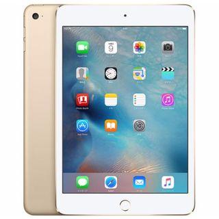 アップル(Apple)の【新品未開封】 iPad mini4 Wi-Fiモデル 128GB ゴールド(タブレット)