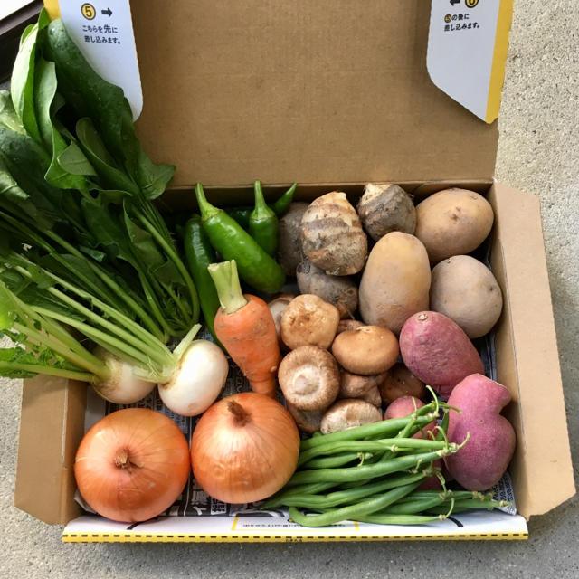 淡路島♡ミニ野菜set【B】ほうれん草ver 食品/飲料/酒の食品(野菜)の商品写真