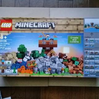 新品 LEGO 21135 マインクラフトTheCraftingBox 2.0(積み木/ブロック)