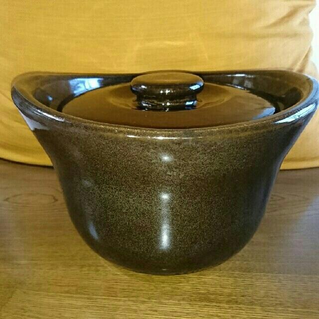 MUJI (無印良品)(ムジルシリョウヒン)の無印良品 土鍋「