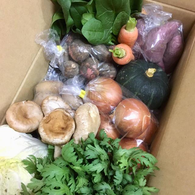 淡路島☀︎10種の野菜set【 80 】 食品/飲料/酒の食品(野菜)の商品写真