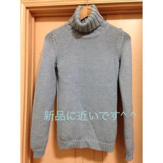 ザノーネ(ZANONE)のマカロン様専用美品 ⭐️ZANONE タートルネックニット(ニット/セーター)