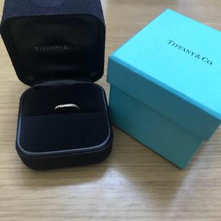ティファニー(Tiffany & Co.)のTIFFANY&Co  エルサ・ペレッティ ウェディング バンド ダイヤモンド (リング(指輪))