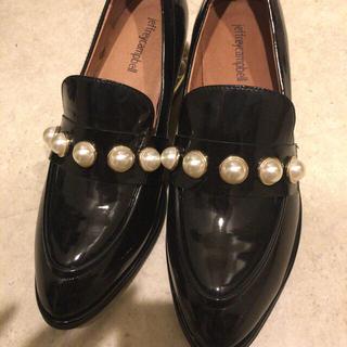 ジェフリーキャンベル(JEFFREY CAMPBELL)のジェフリーキャンベル パールローファー(ローファー/革靴)