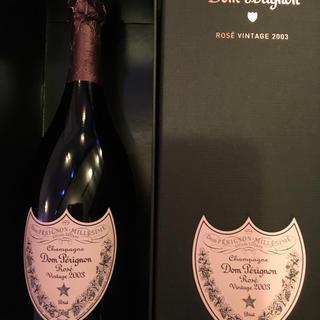 ドンペリニヨン(Dom Pérignon)のピンクドンペリ シャンパン ドンペリ ピンドン (シャンパン/スパークリングワイン)