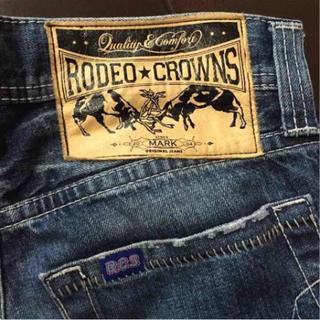 ロデオクラウンズ(RODEO CROWNS)のRODEO CROWNS ボーイズ デニム 27インチ(デニム/ジーンズ)