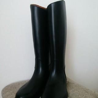 ムジルシリョウヒン(MUJI (無印良品))のxiang様専用!無印良品 乗馬タイプ 普段履きも素敵なレインブーツ♡(ブーツ)