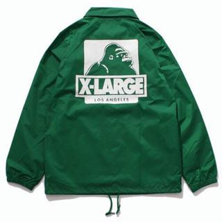 エクストララージ(XLARGE)の新品 XLARGEコーチジャケット(ナイロンジャケット)