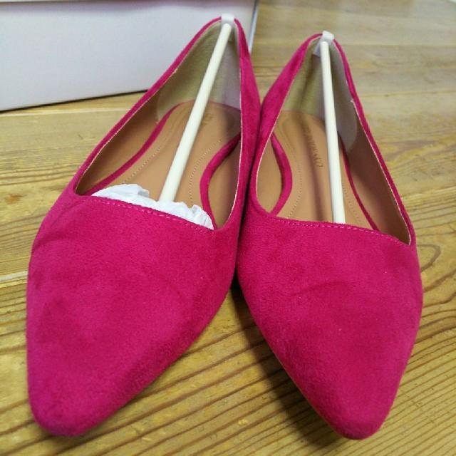 URBAN RESEARCH(アーバンリサーチ)のちゃっぴー様専用です   アーバンリサーチ   パンプス  ピンク色 レディースの靴/シューズ(ハイヒール/パンプス)の商品写真