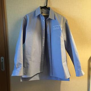 Martine Rose オーバーサイズシャツ 伊勢丹新宿購入(シャツ)