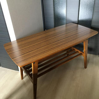 カリモクカグ(カリモク家具)のモーリス様 専用(コーヒーテーブル/サイドテーブル)