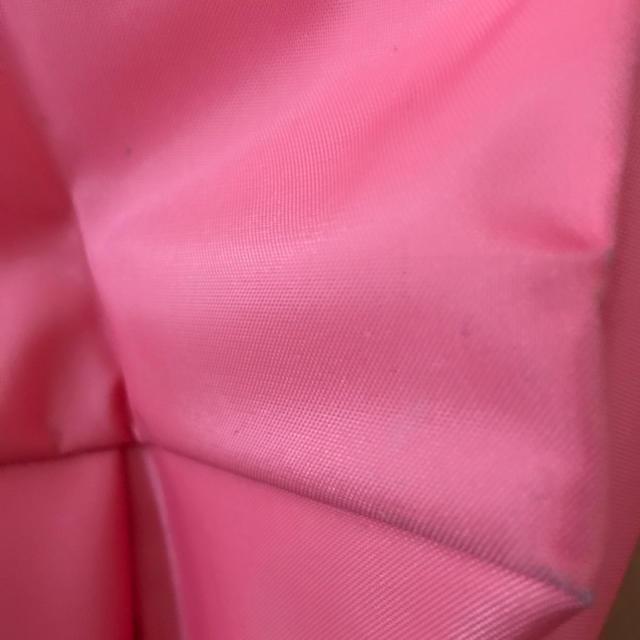 bff2e79b51b2 LONGCHAMP(ロンシャン)のロンシャン プリアージュ ピンク&キャメル 2点おまとめです