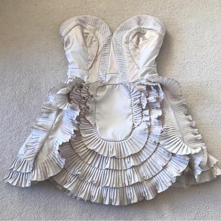 カレンミレン(Karen Millen)のカレンミレン KAREN MILLEN  イギリスブランドドレス(ミニワンピース)