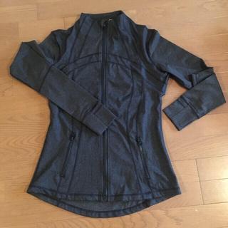 ルルレモン(lululemon)のlululemon Jacket + T-shirt (ヨガ)