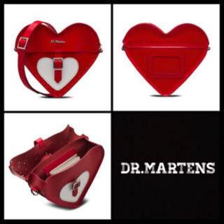 ドクターマーチン(Dr.Martens)のドクターマーチンDr.MartensハートValentineサッチェルバッグ(ショルダーバッグ)