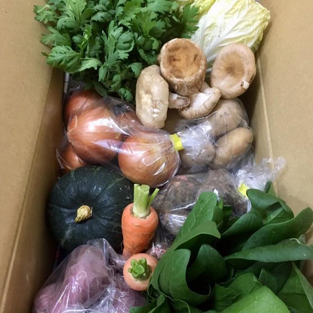 淡路島♡10種の野菜set 【 80 】 食品/飲料/酒の食品(野菜)の商品写真