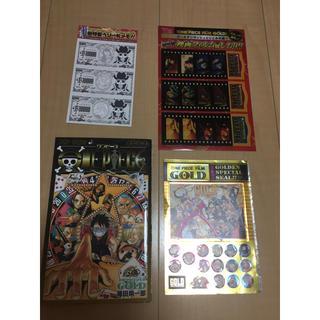 映画 ONE PIECE 777巻 ワンピース ゴールド 特典(少年漫画)