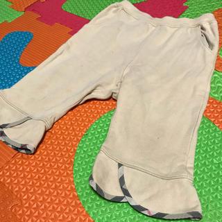 バーバリー(BURBERRY)のバーバリー(Burberry)長ズボン サイズ80(パンツ)