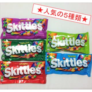 ★パッケージ・数量を選べます★ Skittles(スキットルズ)各種セット(菓子/デザート)