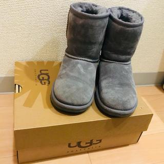 アグ(UGG)のままな様UGG KIDS 18.5cm(ブーツ)