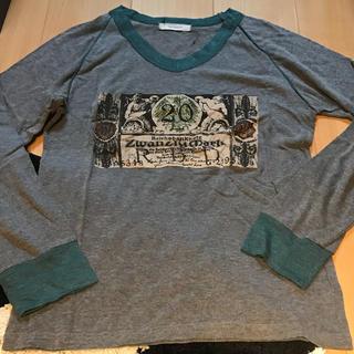 インフルエンス(Influence)の美品インフルエンス✩influenceロンT(Tシャツ/カットソー(七分/長袖))