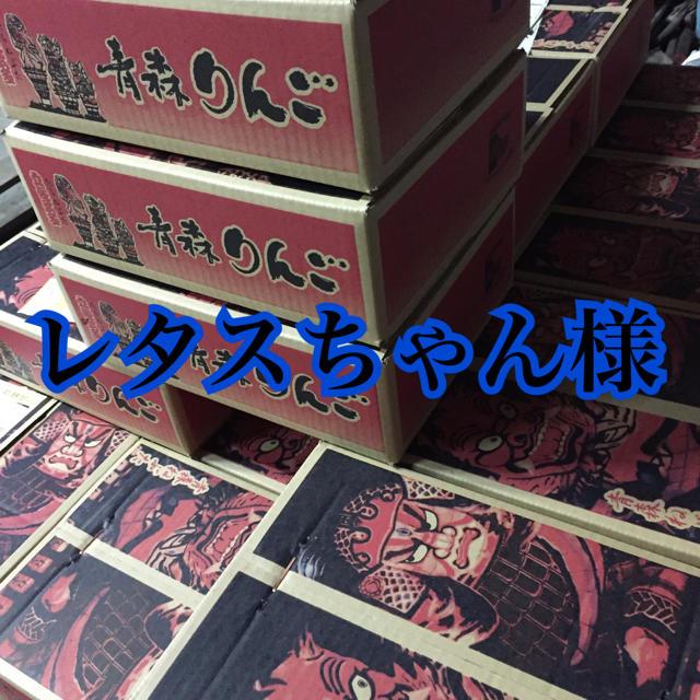 りんご サンフジ 専用  食品/飲料/酒の食品(フルーツ)の商品写真