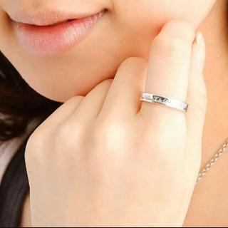 ティファニー(Tiffany & Co.)のナローリング1837   17号(リング(指輪))