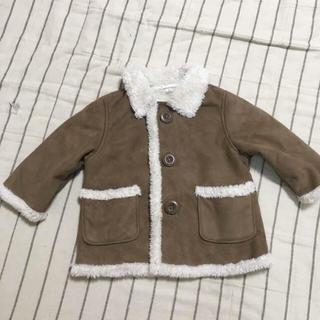 ムジルシリョウヒン(MUJI (無印良品))の無印良品 コート 80(ジャケット/コート)