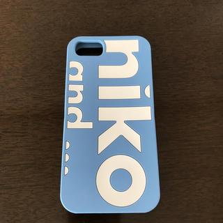 ニコアンド(niko and...)のニコアンド 携帯ケース(iPhoneケース)