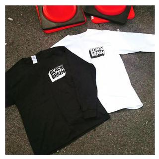 リベルタス(REBERTAS)のblack brain  Black Parlour L/S Tee 黒(Tシャツ/カットソー(七分/長袖))