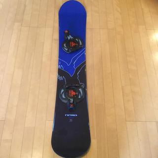 ナイトロ(NITRO)のスノーボード  板(ボード)