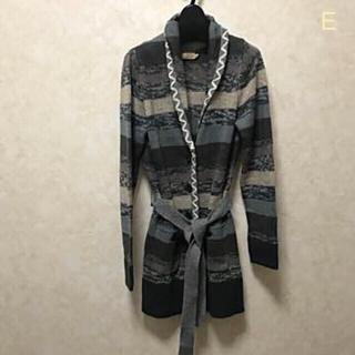 アーモワールカプリス(armoire caprice)のニット ロング カーディガン コート(カーディガン)