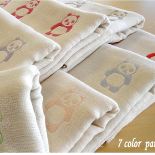 fuwara6重ガーゼ生地 ピンク ハンドメイドの素材/材料(生地/糸)の商品写真