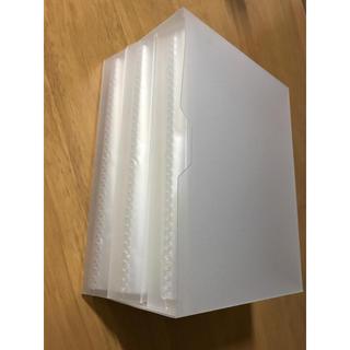 ムジルシリョウヒン(MUJI (無印良品))の未使用MUJIフォトアルバム3冊セット(その他)