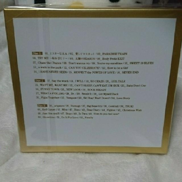 安室奈美恵 BEST ALBUM25th Finally エンタメ/ホビーのDVD/ブルーレイ(ミュージック)の商品写真