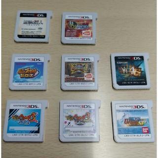 ニンテンドー3DS(ニンテンドー3DS)の3DS ソフトセット(家庭用ゲームソフト)